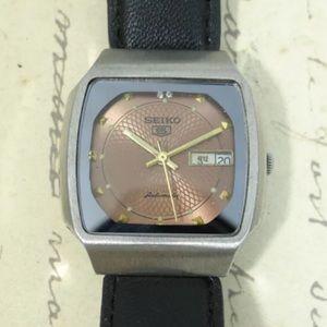 Vintage Seiko Automatic Watch (1979-1984)